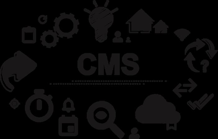 system CMS strony www